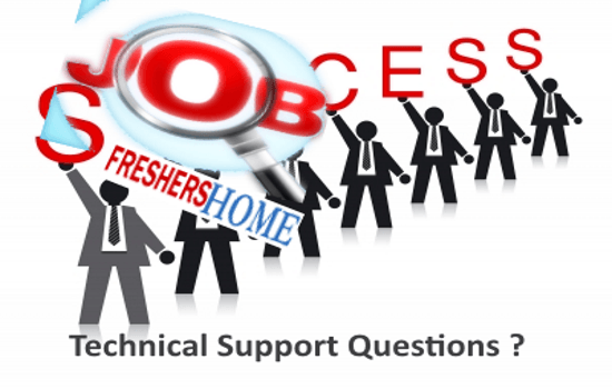technical support questions